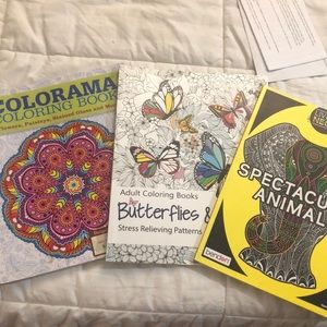 Coloring Books!